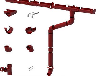 Системи водовідведення та ринви водостічні