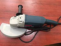 Болгарка BOSCH GWS 24-230H, 230 круг, 2400 Вт (бош 6500об/мин 2.4кВт угловая кожух ушм)