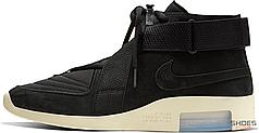 Женские кроссовки Nike Air Fear Of God Raid Black AT8087-002, Найк Аир Фир оф Год