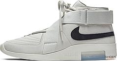 Мужские кроссовки Nike Air Fear of God Raid Light Bone AT8087-001, Найк Аир Фир оф Год