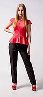 Костюм для женщин двойка кофта брюки от бренда Adele Leroy.