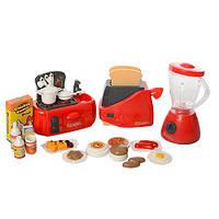 Игровой набор бытовой техники (Блендер, тостер, печка)
