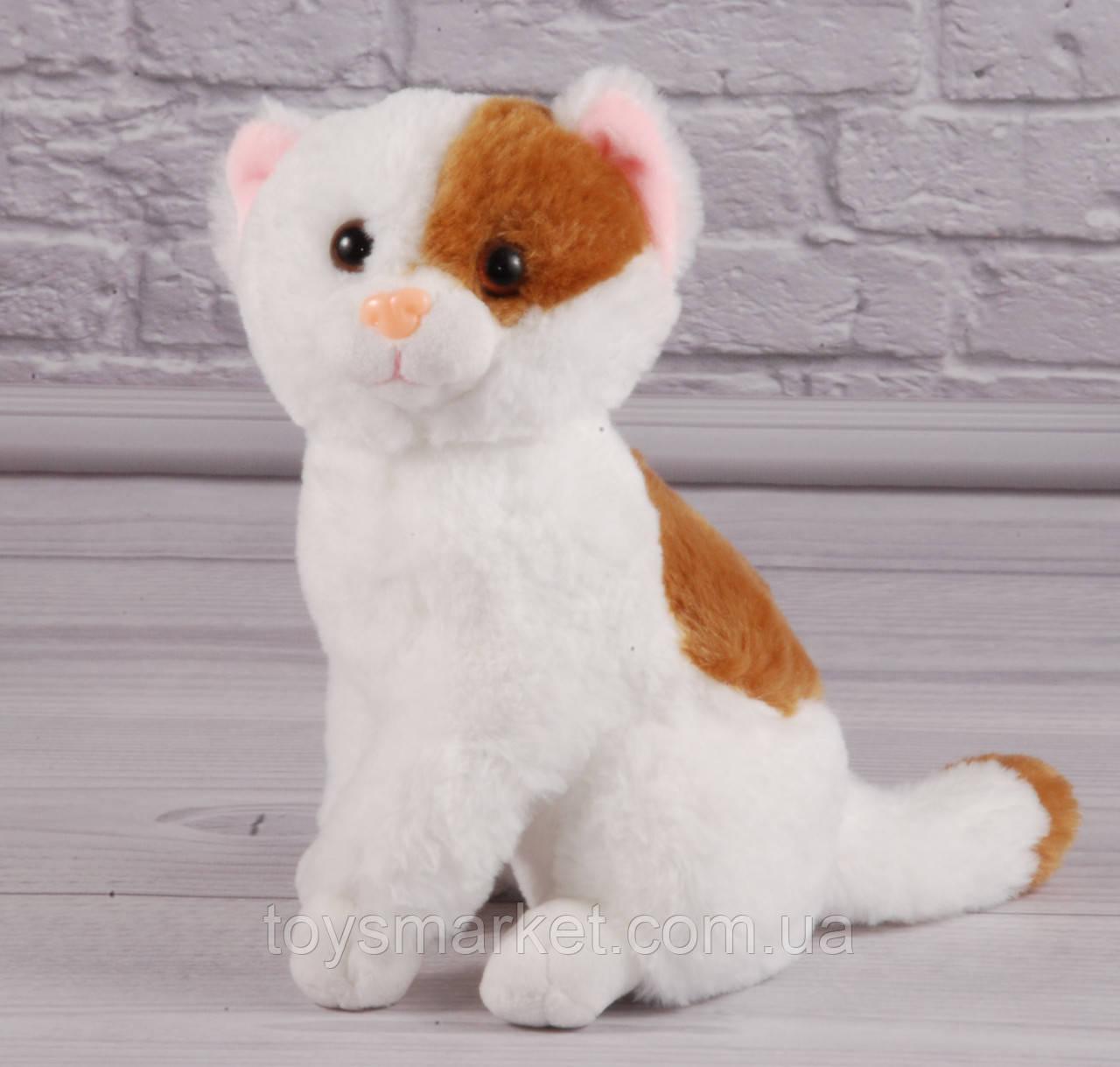 """Мягкая игрушка кот """"Муська"""", плюшевый котик, 23 см"""