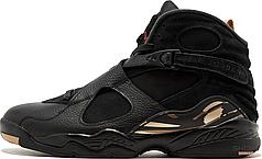 Мужские кроссовки Nike Air Jordan 8 Retro OVO Black AA1239-045, Найк Аир Джордан 8