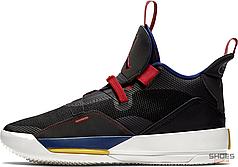 Мужские кроссовки Nike Air Jordan 33 Tech Pack (China Release) BV5072-001, Найк Аир Джордан 33