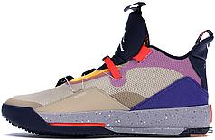 Мужские кроссовки Nike Air Jordan 33 Visible Utility AQ8830-200, Найк Аир Джордан 33