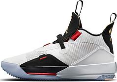 Мужские кроссовки Nike Air Jordan 33 Future of Flight AQ8830-100, Найк Аир Джордан 33