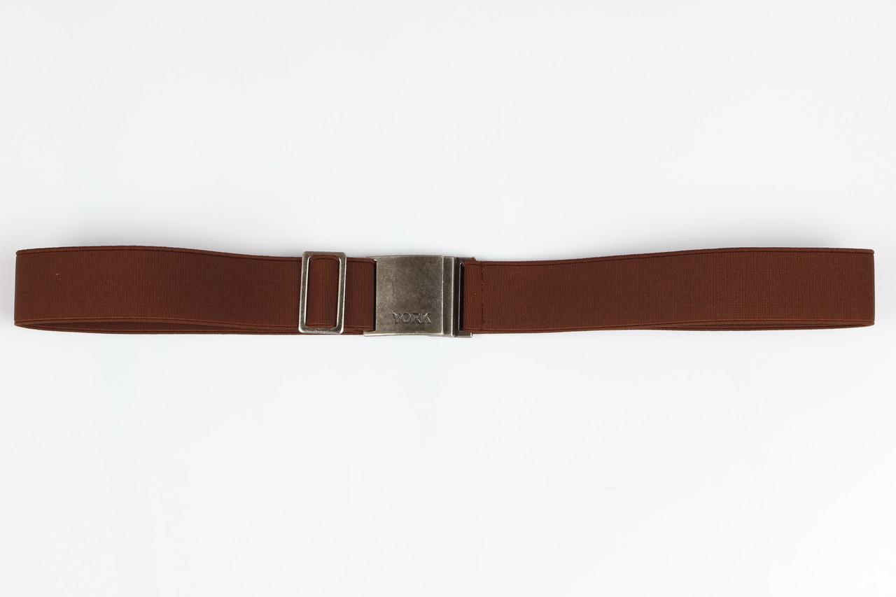Ремень подростковый Р30 Top Gal коричневый однотонные цвета в ассортименте