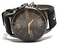 Часы мужские на ремне 123015