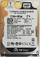 "Жесткий диск для ноутбука Western Digital Black 500GB 2.5"" 16MB 7200rpm 6Gb/s (WD5000BPKX-75HPJT0) SATAIII Б/У, фото 1"