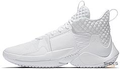 Мужские кроссовки Nike Air Jordan Why Not 0.2 White AO6219-101, Найк Аир Джордан Вай Нот