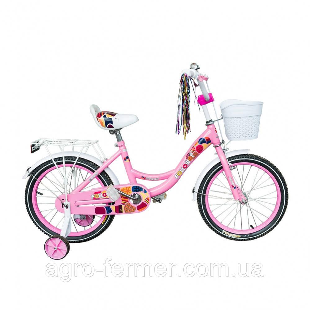 Велосипед Spark Kids Follower TV2001-003