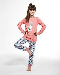 Пижама для девочки 86-128. Польша.Cornette 353/115 LLAMA