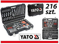 Набор инструментов YATO 216 YT-38841, фото 1