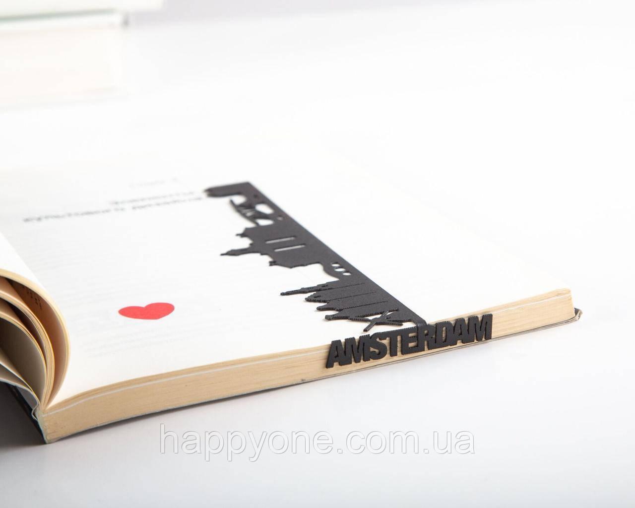Закладка для книг Amsterdam