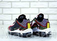 Мужские кроссовки Nike Air Max Deluxe OG 1999 (Найк Аир Макс) в стиле черные с белым, фото 3