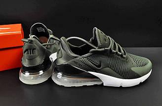 Кроссовки Nike Air Max 270 арт.20628 (мужские, хаки, найк), фото 3