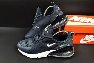 Кроссовки Nike Air Max 270 арт.20622 (мужские, синие, найк), фото 2