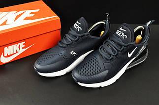 Кроссовки Nike Air Max 270 арт.20622 (мужские, синие, найк), фото 3