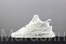 "Женские кроссовки adidas EQT Basketball Adv ""Triple White"" DA9534 Адидас белые, фото 3"