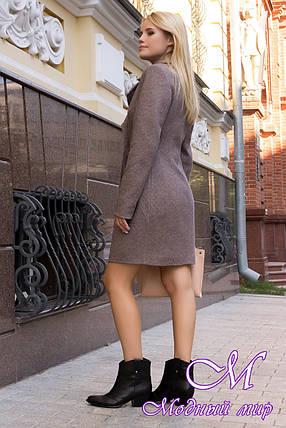 Стильне демісезонне пальто жіноче (р. S, M, L) арт. Каміла 7901 - 43854, фото 2