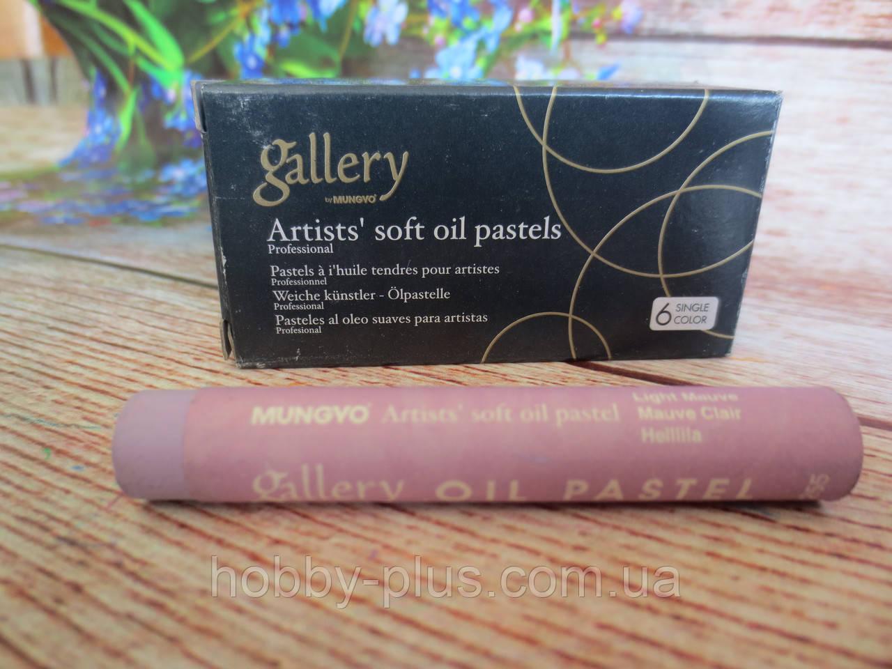 Пастель масляная мягкая MUNGYO, № 255, цвет на фото