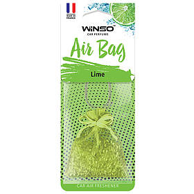 Ароматизатор Air Bag Lime (Лайм) гранулы 20g Winso (530540)