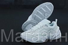Мужские кроссовки Nike M2K Tekno White Найк Текно белые, фото 2