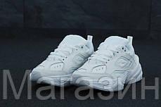 Мужские кроссовки Nike M2K Tekno White Найк Текно белые, фото 3