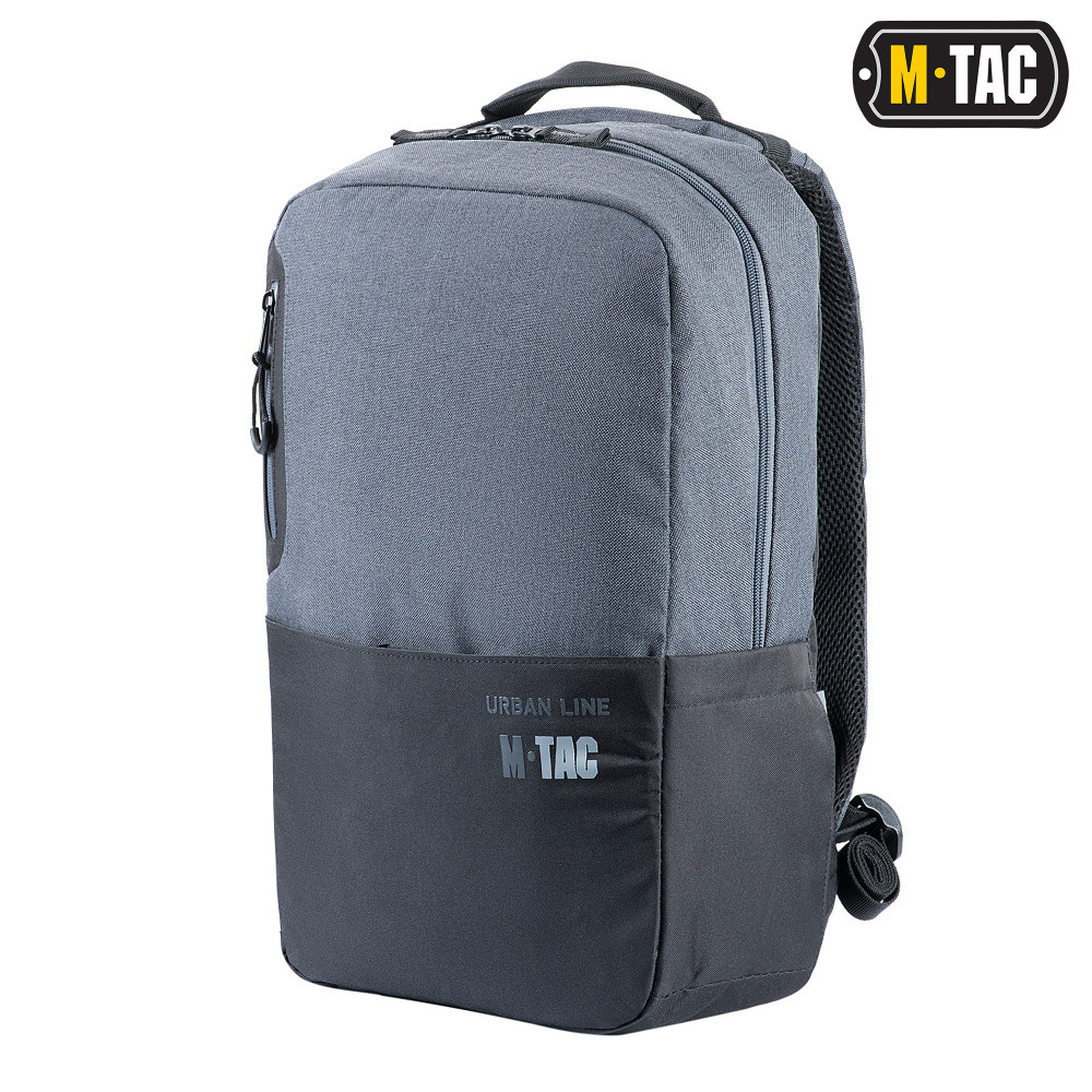 M-TAC РЮКЗАК URBAN LINE LAPTOP PACK DARK GREY