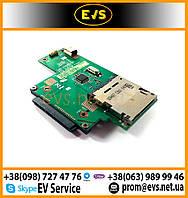 Плата Card Reader, HDD SATA Asus K40AB, K40AD, K40AF, K40C, K40IJ, K40IP K40I_CARDREADER REV. 2.0 БУ