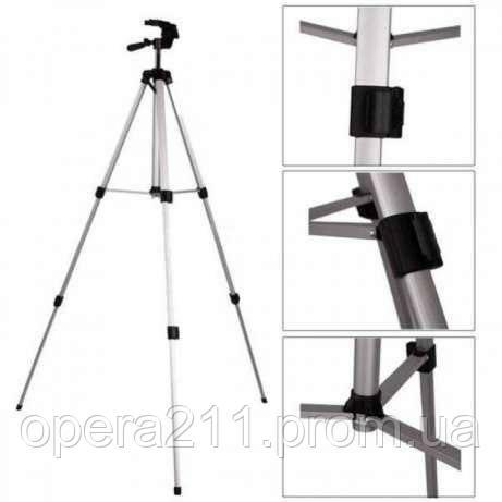 Штатив для камеры Weifeng TR-330A (135 CM)