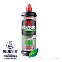MENZERNA Heavy Cut Compound 400 Green Line  Одношаговая полировальная паста 1 кг