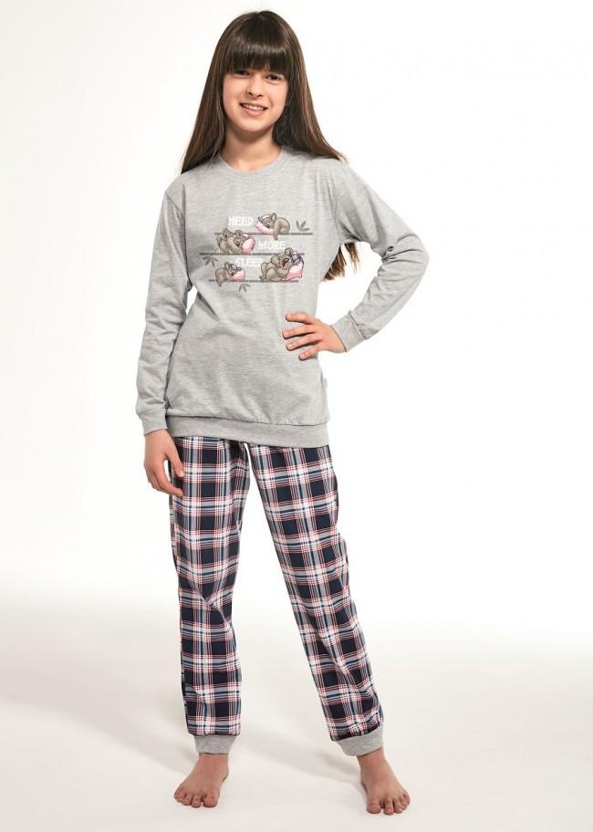 Пижама для девочки 86-128. Польша.Cornette 594/117 KOALA