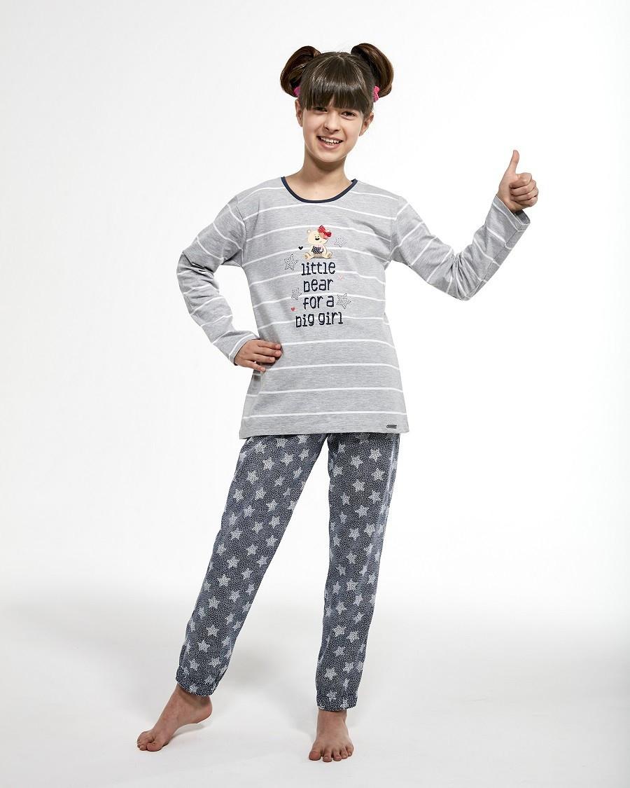 Пижама для девочки 86-128. Польша.Cornette 974/112 LITTLE BEAR