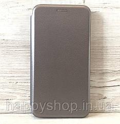 Чехол-книжка G-Case для Samsung Galaxy A6 2018 (A600) Серый