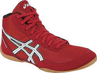 БОРЦОВКИ ASICS MATFLEX 5 FIERY RED/WHITE/BLACK, фото 1