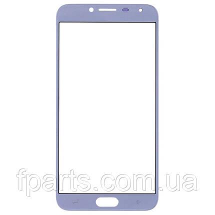 Стекло Samsung J400F Galaxy J4 (2018) Lavenda, фото 2