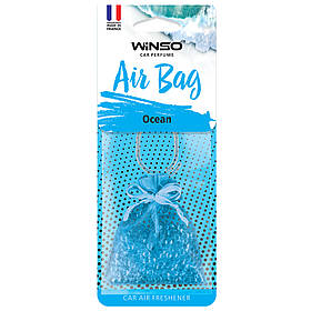 Ароматизатор Air Bag Ocean (океан) гранулы 20g Winso (530510)