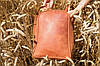 Рюкзак Колибрончик Винтажная кожа цвет Коньяк, фото 2