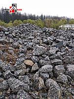 Камень бутовый фракции 200х500 (бут 200х500) / Бутовий камінь 200-500 (щебінь 200-500)