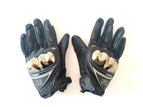 Рукавиці (Перчатки) AXIO сенсорний палець (size: M, чорні), фото 2