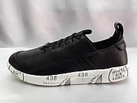 Стильные весенние кожаные кроссовки,кеды Rondo, фото 1