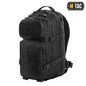 M-TAC РЮКЗАК ASSAULT PACK LASER CUT BLACK 20л