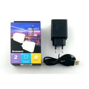 Сетевое зарядное устройство Lenovo MicroUSB 2in1 1USB Port 3.1A