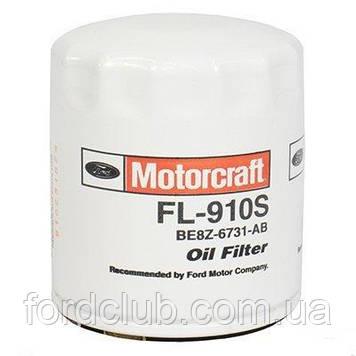 Фильтр масляный Ford Edge USA 2.0; Motorcraft FL910S
