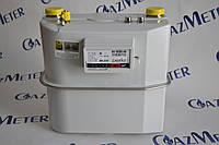 Газовый счетчик Самгаз ВК G10 Украина, коммунально-бытовой, диафрагменный(мембранный)