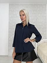 Женская блузка с воротником, фото 3