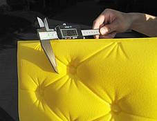 Пенополиэтиленовые мягкие 3D панели 60х30см, фото 3