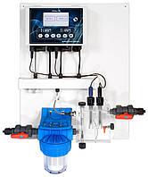 Система регулирования и контроля pH и RedOx для бассейнов PH-RX-F CONTROL PANEL
